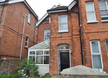 Thumbnail 2 bed maisonette to rent in Enys Road, Eastbourne