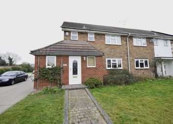 Thumbnail 3 bed end terrace house to rent in Ingaway, Lee Chapel South