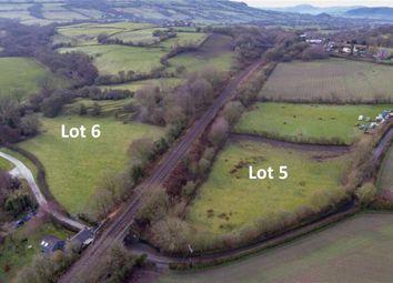 Thumbnail Land for sale in Middletown, Welshpool