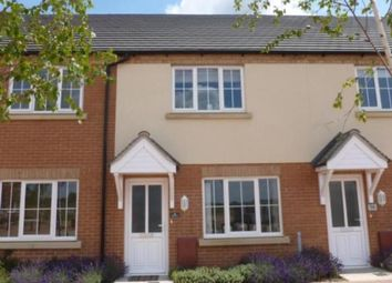 Thumbnail 2 bedroom terraced house to rent in Silvern, Dagless Way, March