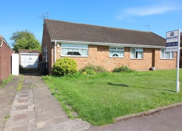 2 bed semi-detached bungalow for sale in Bakewell Close, Luton LU4