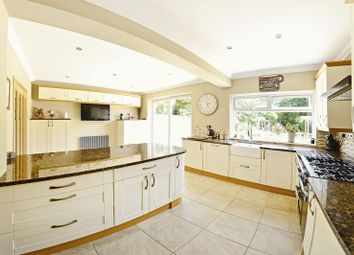 Thumbnail 4 bed detached house for sale in Ringwood Road, Ferndown BH22.