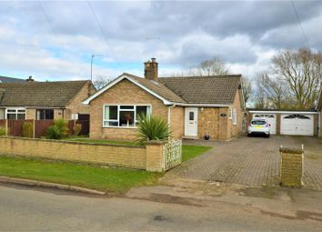 Thumbnail 3 bedroom detached bungalow for sale in Main Street, Southorpe, Stamford