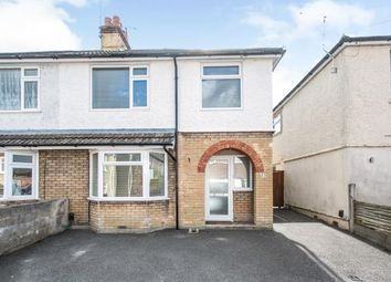 Thumbnail 3 bed semi-detached house for sale in Glencoe Road, Parkstone, Poole