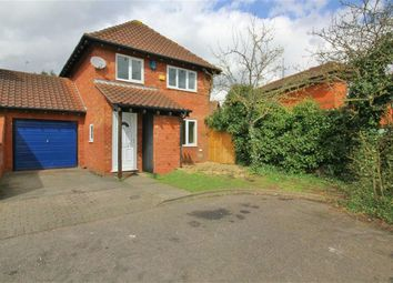 Thumbnail 3 bedroom link-detached house for sale in Harebell Close, Walnut Tree, Milton Keynes