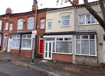 Thumbnail 2 bedroom terraced house for sale in Kitchener Road, Selly Park, Birmingham, West Midlands
