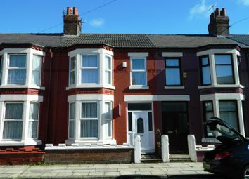 Thumbnail 3 bedroom town house to rent in Lusitania Road, Walton, Liverpool