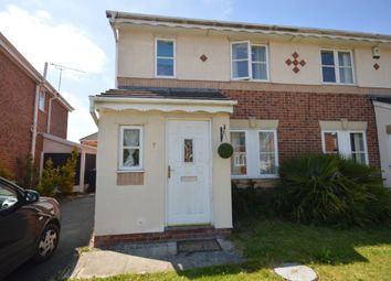 3 bed semi-detached house for sale in Beltony Drive, Coppenhall, Crewe CW1