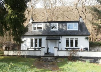 Thumbnail 4 bed detached house to rent in Lochard Road, Aberfoyle, Stirling