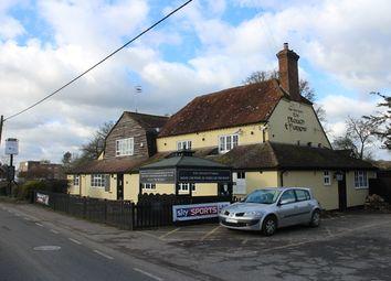 Thumbnail Pub/bar for sale in Plough Road, Smallfield