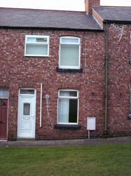 Thumbnail 3 bed terraced house to rent in Forth Street, Chopwell, Newcastle Upon Tyne