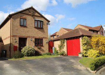 Thumbnail 4 bedroom detached house for sale in Fuller Close, Swindon