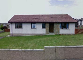 Thumbnail 4 bed detached bungalow for sale in Proudfoot Road, Wick