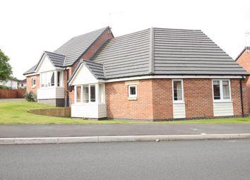 Thumbnail 2 bed bungalow for sale in Woodlands Way, Spion Kop, Warsop, Mansfield