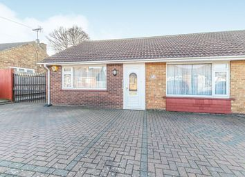 3 bed bungalow for sale in Montfort Road, Walderslade, Chatham ME5