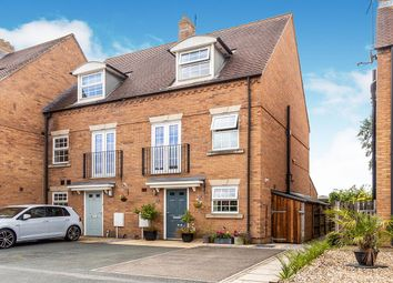 Thumbnail 3 bed end terrace house for sale in Swinton Close, York, North Yorkshire