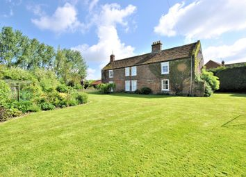 Thumbnail 4 bed farmhouse for sale in Main Road, Clenchwarton, King's Lynn