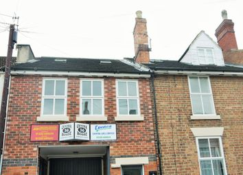 Thumbnail 3 bed flat to rent in Radbourne Street, Derby