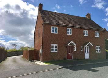 Thumbnail 3 bed semi-detached house to rent in Farriers Rise, Shilbottle, Alnwick