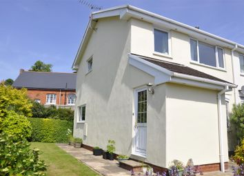 Thumbnail 3 bed semi-detached house for sale in Hele Road, Bradninch, Exeter