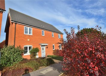 Thumbnail 3 bed end terrace house for sale in Livings Way, Stansted