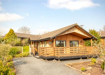 Thumbnail 3 bed detached bungalow for sale in Lyzzick Lodge, 69 Glendowlin Lodges, Yanwath, Penrith, Cumbria