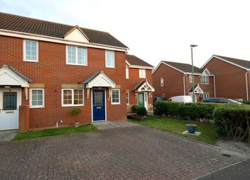 Thumbnail 2 bed terraced house for sale in Redwing Rise, Royston