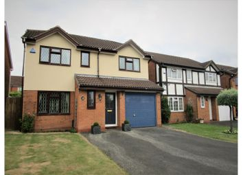 Thumbnail 4 bed detached house for sale in Bagnall Close, Birmingham