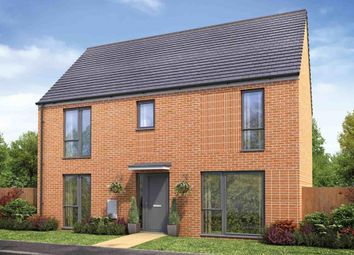 "Thumbnail 4 bed detached house for sale in ""Eskbury"" at Ketley Park Road, Ketley, Telford"
