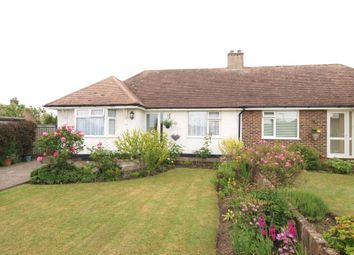 Thumbnail 2 bed semi-detached bungalow for sale in Oldfield Avenue, Eastbourne