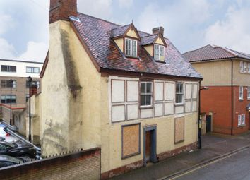 Thumbnail 4 bed detached house for sale in High Baxter Street, Bury St. Edmunds
