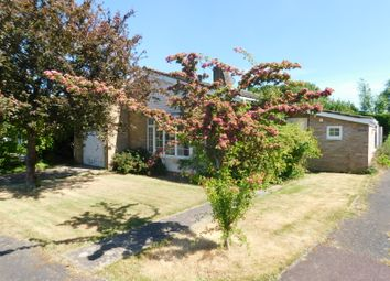Thumbnail 3 bed detached bungalow for sale in The Close, Holbury