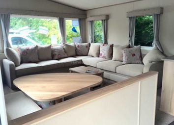 Thumbnail 3 bed mobile/park home for sale in Field Lane, Ryde