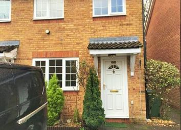 Thumbnail 2 bed semi-detached house to rent in Squirrel Drive, Southampton, Southampton