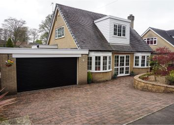 Thumbnail 3 bed detached house for sale in Westfields Avenue, Macclesfield
