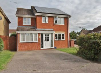 Thumbnail 5 bed detached house for sale in Parnham Place, Rushmere St. Andrew, Ipswich