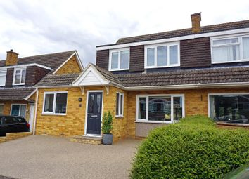 Thumbnail 4 bed semi-detached house for sale in Lower Innings, Hitchin