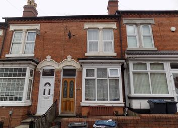Thumbnail 3 bed terraced house for sale in Shenstone Road, Edgbaston