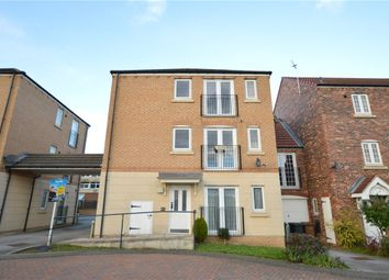 Thumbnail 1 bed flat for sale in Scholars Gate, Garforth, Leeds, West Yorkshire