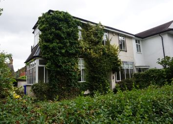 Thumbnail 3 bed semi-detached house for sale in The Avenue, Stoke-On-Trent
