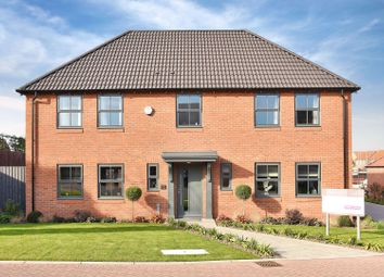 Thumbnail 4 bed detached house for sale in Rectors Gate, Retford