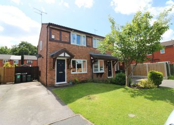 Thumbnail 2 bedroom semi-detached house for sale in Brecon Drive, Great Sutton, Ellesmere Port