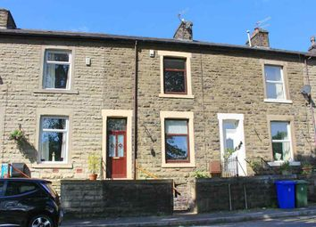 Thumbnail 2 bed terraced house for sale in Holcombe Road, Helmshore, Rossendale