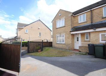 Thumbnail 4 bed detached house to rent in Lewis Close, Queensbury, Bradford