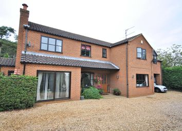 Thumbnail 5 bedroom detached house for sale in Wormegay Road, Blackborough End, King's Lynn