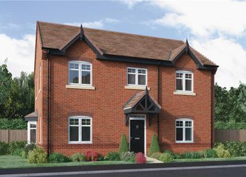"""Thumbnail 4 bed detached house for sale in """"Tissington"""" at Starflower Way, Mickleover, Derby"""