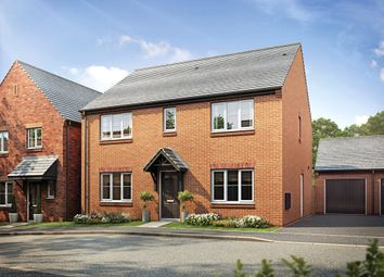 Thumbnail 5 bed detached house for sale in Drakelow, Burton-On-Trent, Derbyshire