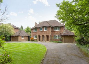 Thumbnail 4 bed detached house for sale in The Common, Stanmore, Middlesex