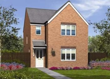 "Thumbnail 3 bed detached house for sale in ""The Hatfield "" at Old Cemetery Road, Hartlepool"