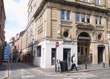 Thumbnail Commercial property for sale in Baps, 54 Pilgrim Street, Newcastle City Centre